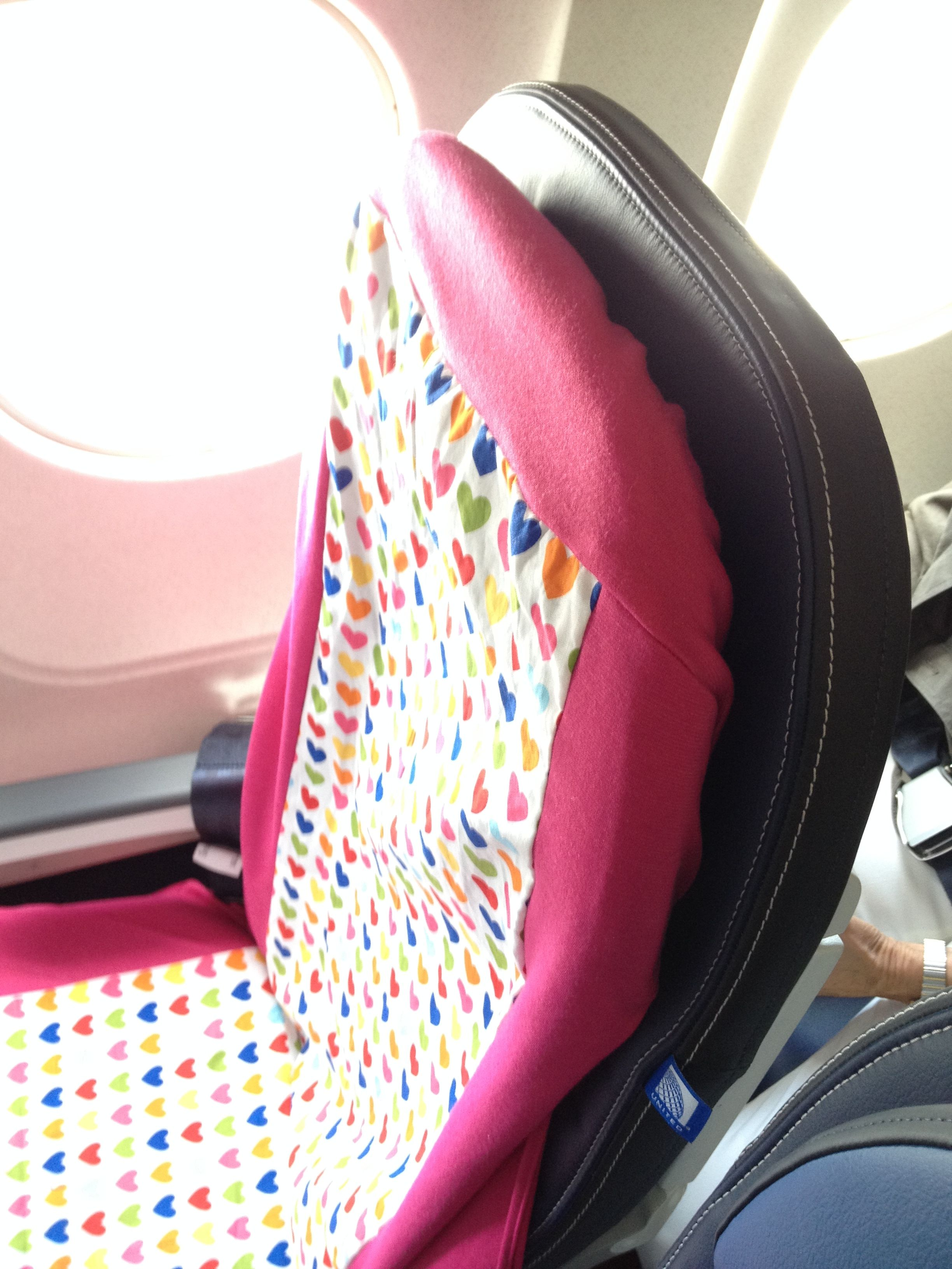 Seat Covers For Use On Public Seats Great Airplanes Commuter Trains Busses And Even Movie Theaters