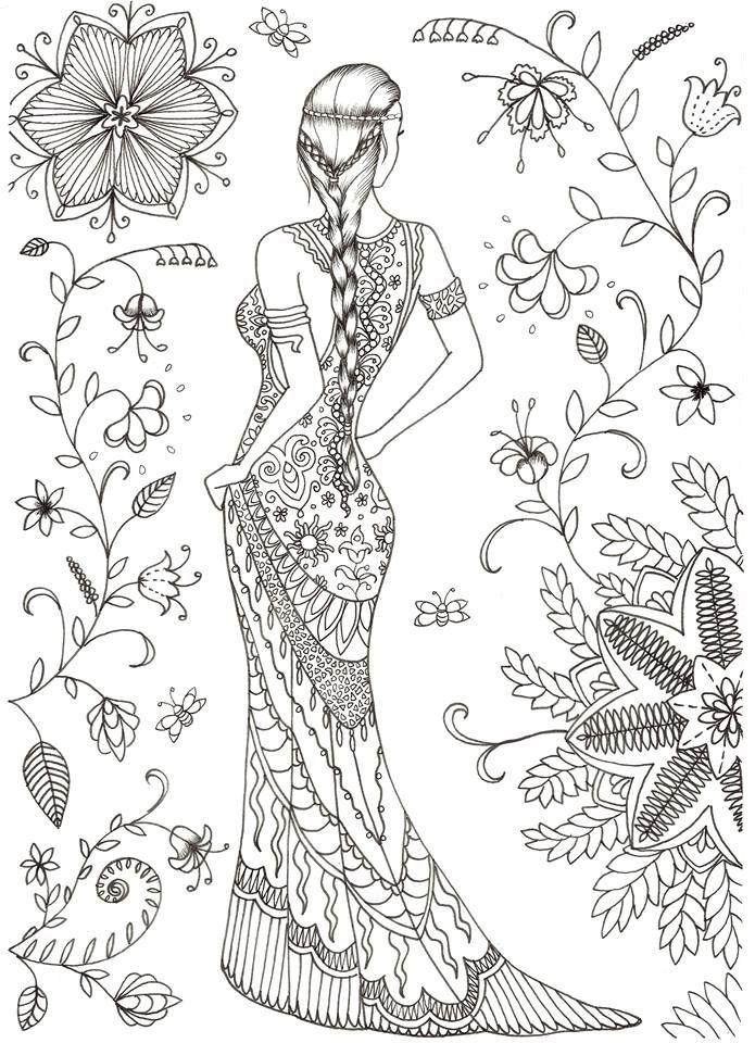Pin de Milind Thorat en Large | Pinterest | Mandalas, Colorin y ...
