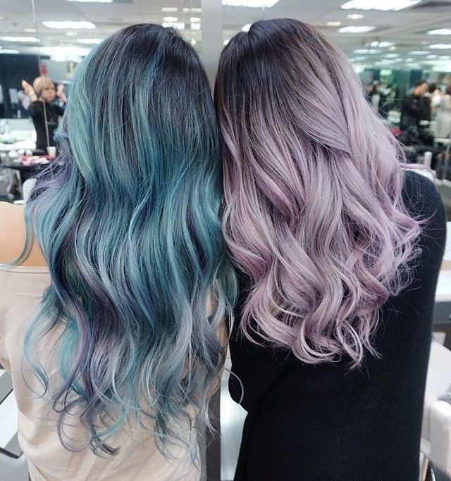 What Does Your Hair Color Say About You Personality Type Hair Colors Beauty Hair Styles Cool Hair Color Hair Color Pastel