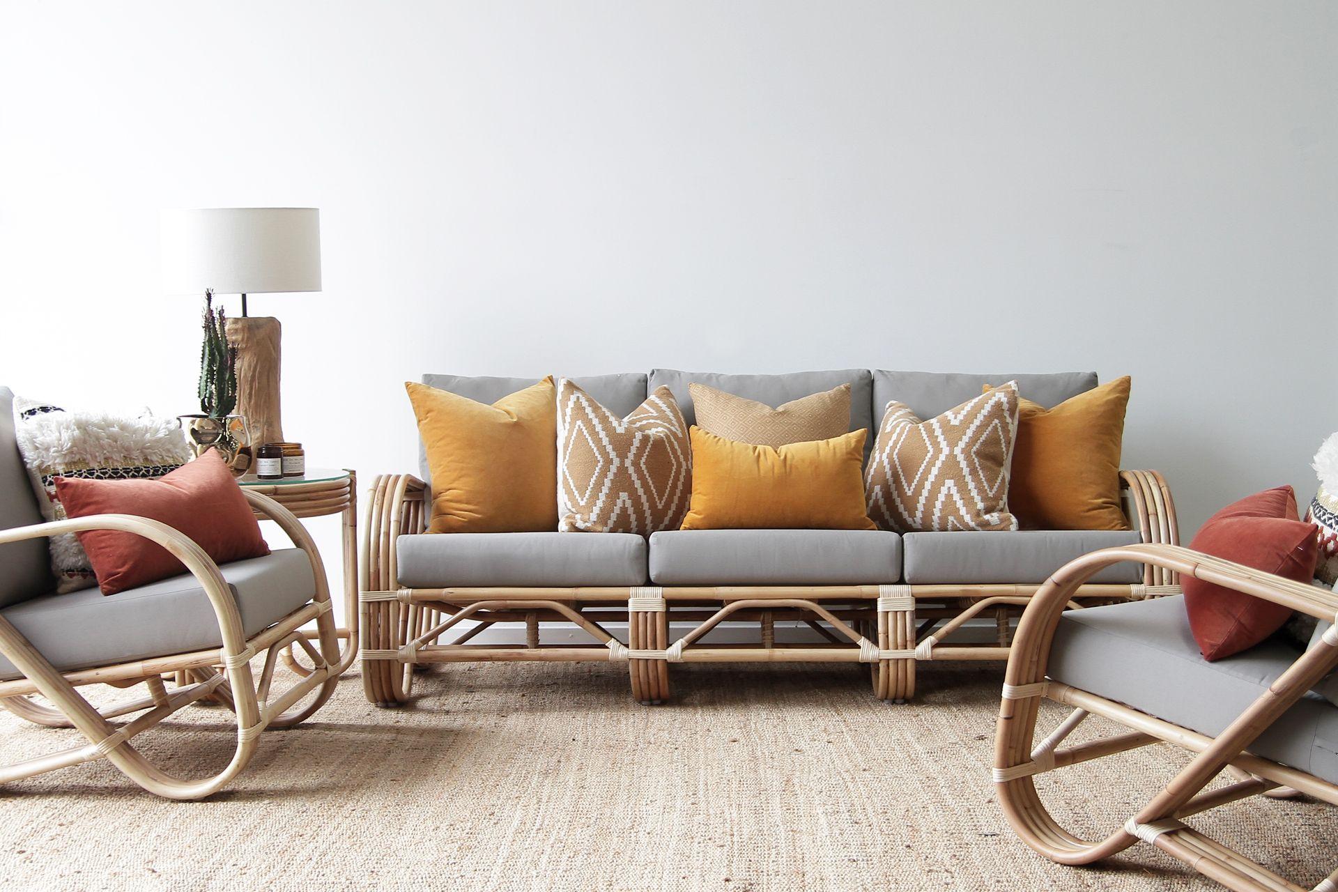 Pretzel Collection Rattan Furniture Living Room Ratan Furniture