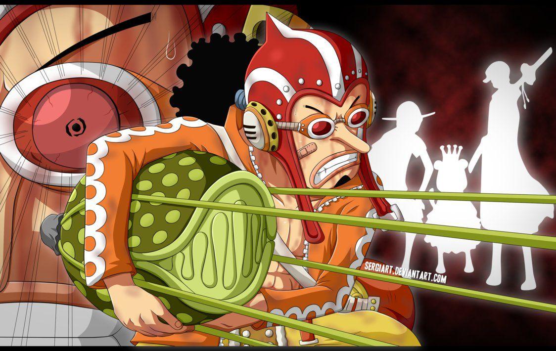 Usopp Aweaks His Kenbunshoku Haki And Saves The Day Again