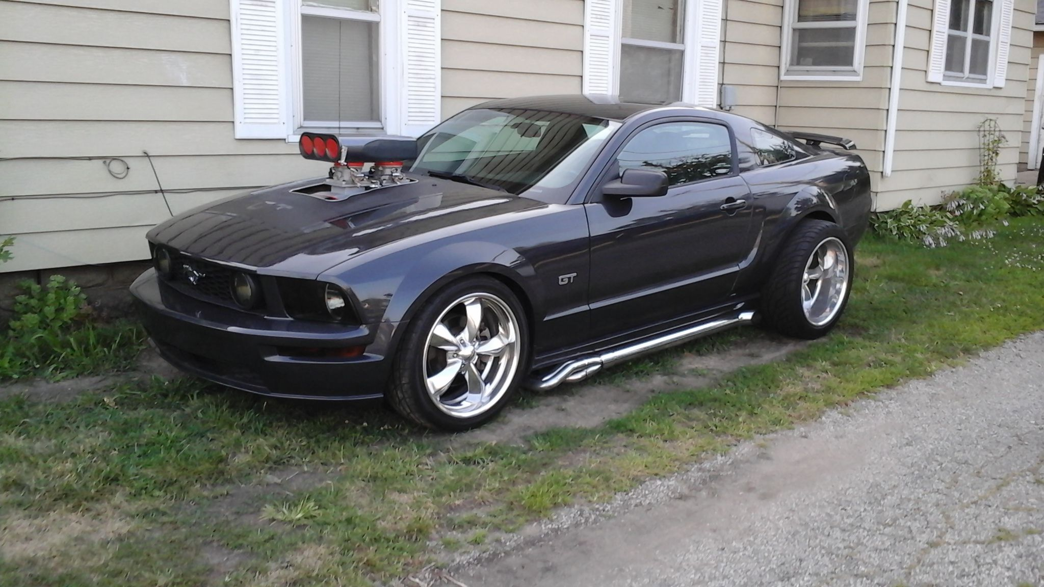 My 2008 Mustang Gt With Lots Of Mods Dream Cars Mustang 2014