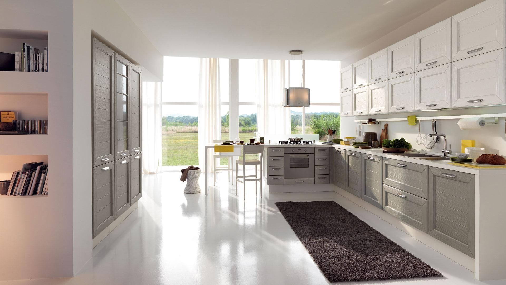European Kitchen Cabinetry  Turn Your Kitchen Into A Classy Classy European Kitchen Design Decorating Inspiration