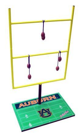 Auburn Tigers Ladder Ball Set Fbtc D Aub Ladder Ball Ladder Golf Tailgate Toss