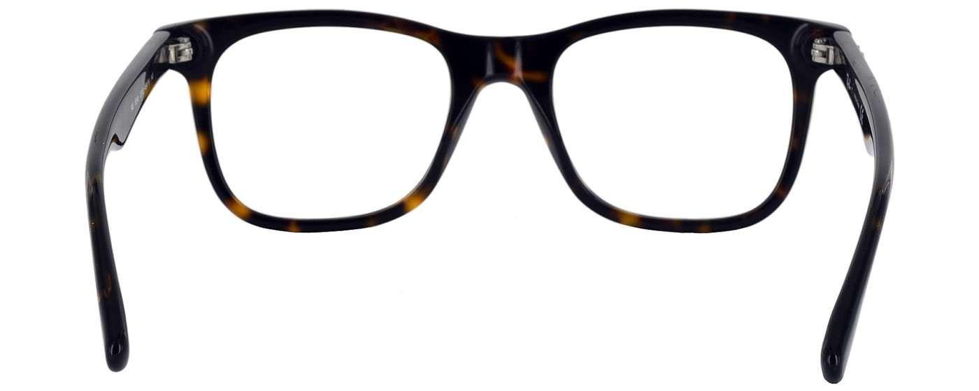 8869aab31dff Dark Havana Ray-Ban 5248 Progressive No Line Bifocal - ReadingGlasses.com