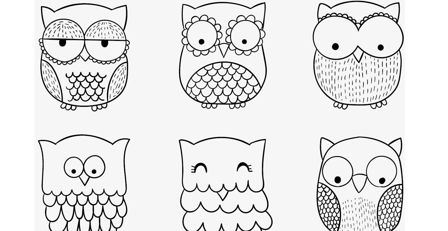 Coloriage gratuit dr les d 39 hiboux coloriages de hiboux pour adulte owl adult coloring pages - Coloriage de hibou ...