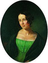 Regine Olsen, a muse for Kierkegaard's writings