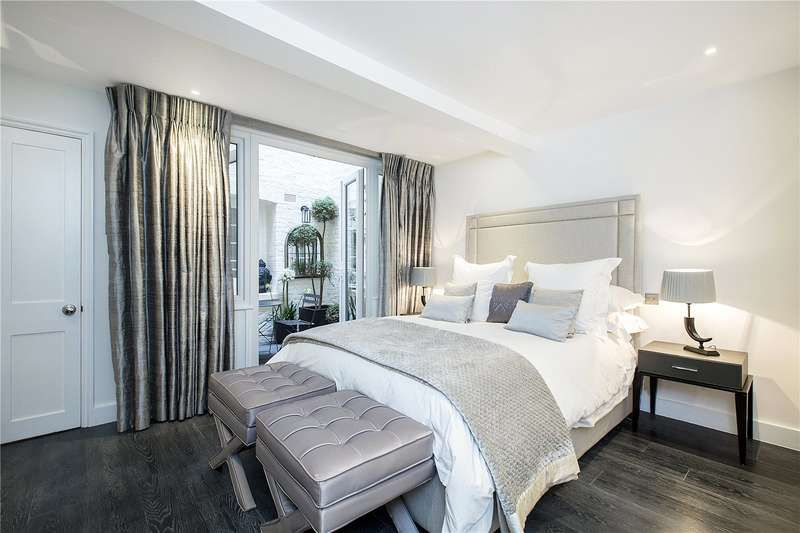5 Bedroom Terraced House For Salequare London Sw1w 0ra