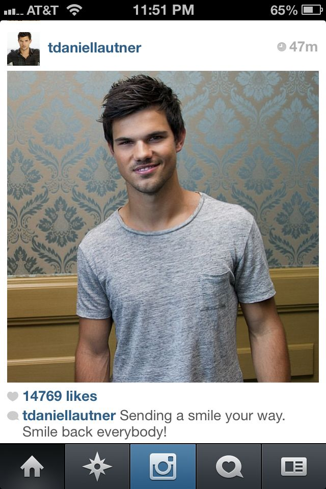 Taylor Lautner Press Conference for Grown-Up 2