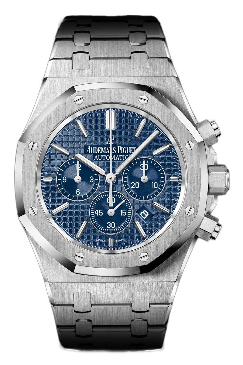 87276b9addf99 Royal Oak Selfwinding Blue Chronograph 41mm