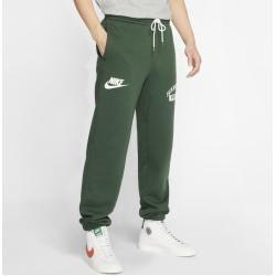 Nike x Stranger Things Fleece-Hose für Herren - Grün Nike