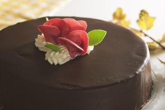 Chocolate Cake, Uudenmaan Herkku, Finnish Bakery, March 2016