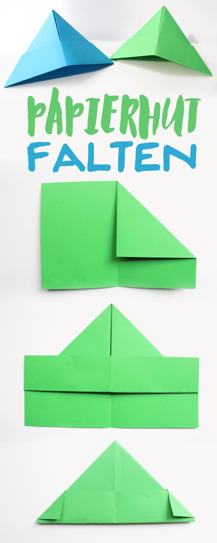 Hut Falten Papier