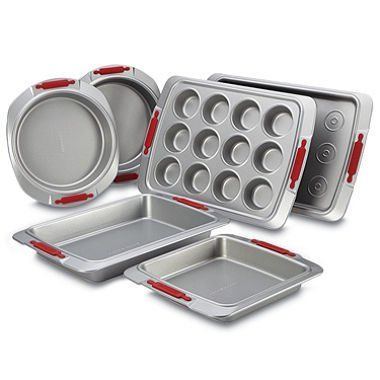cake boss bakeware set 6 pc startling review available here at - Bakeware Sets