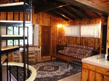 Merveilleux Santa Cruz, Felton California, Fern River Resort Motel Lodge Finest Mountain  Resort Cabins With