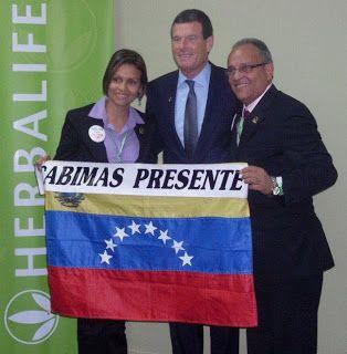 Perfil | Davidtorresruiz | Historia de Dairy Briceño y Luis Medina Equipos Presidentes de Herbalife