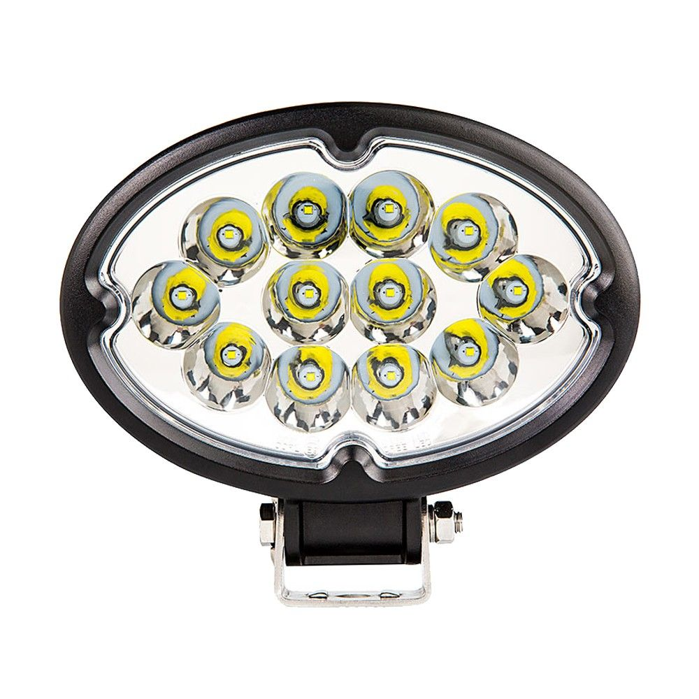 5 8 Oval 36w Led Work Light 12v Led Work Lights Led Work Light Product Led Work Light Work Lights 12v Led