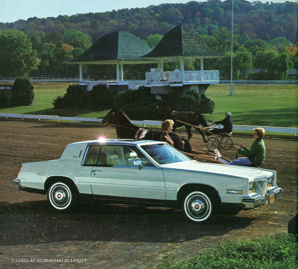 Cadillac 500 For Sale: 1981 Cadillac Eldorado Biarritz