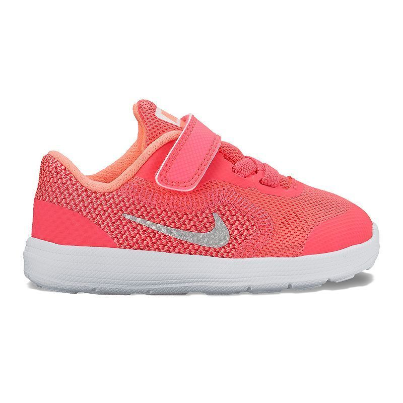 8b1fa4aef914 Nike Revolution 3 Toddler Girls  Athletic Shoes