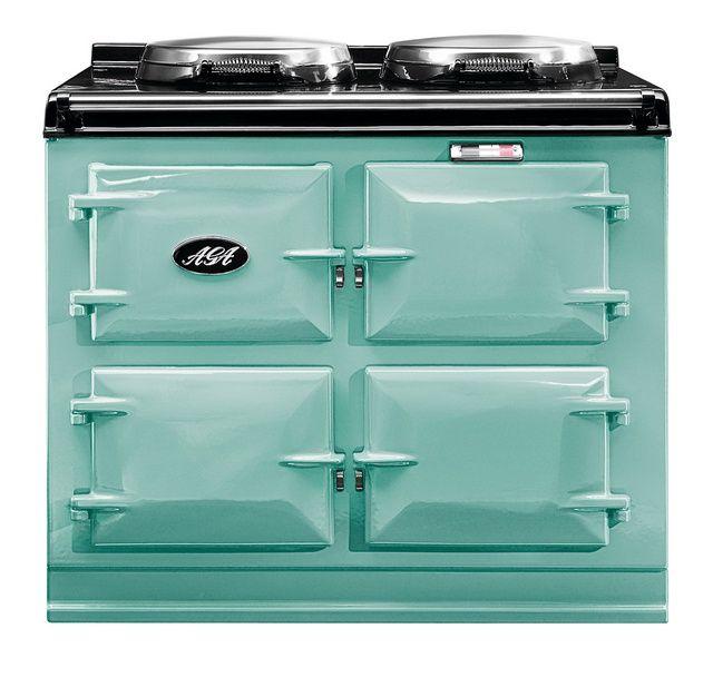 aga kitchen ovens | AGA_ Oven_pistashio. kitchen. | Playing House