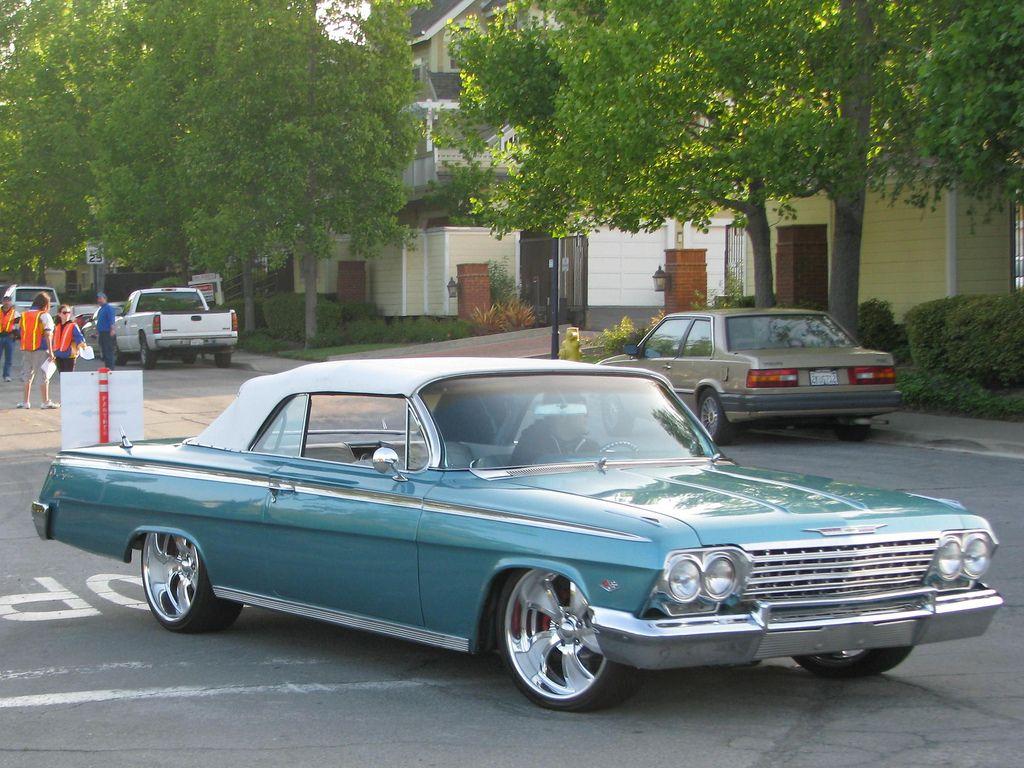 1962 chevrolet impala 1962 chevrolet impala ss convertible custom 4rfa166 1