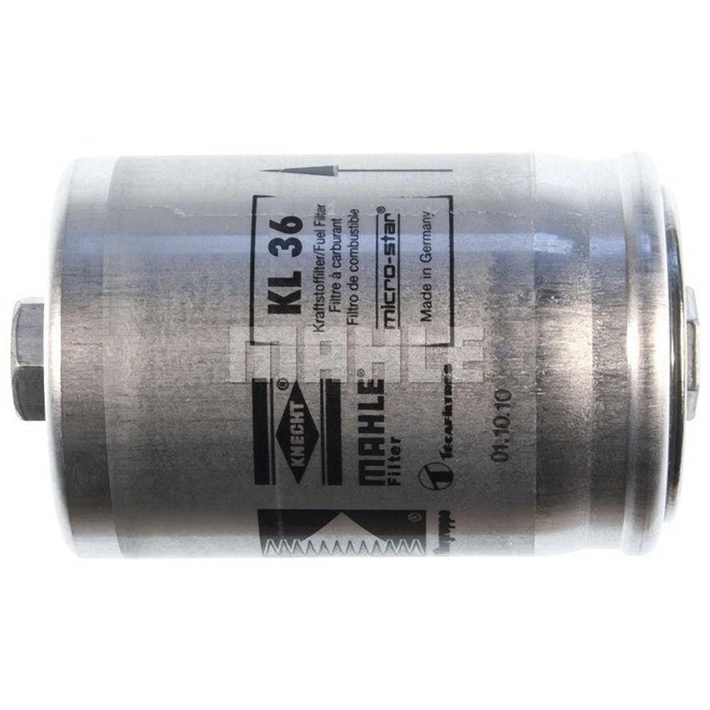 Mahle In Line Fuel Filter Fits 2000 2005 Volkswagen Passat