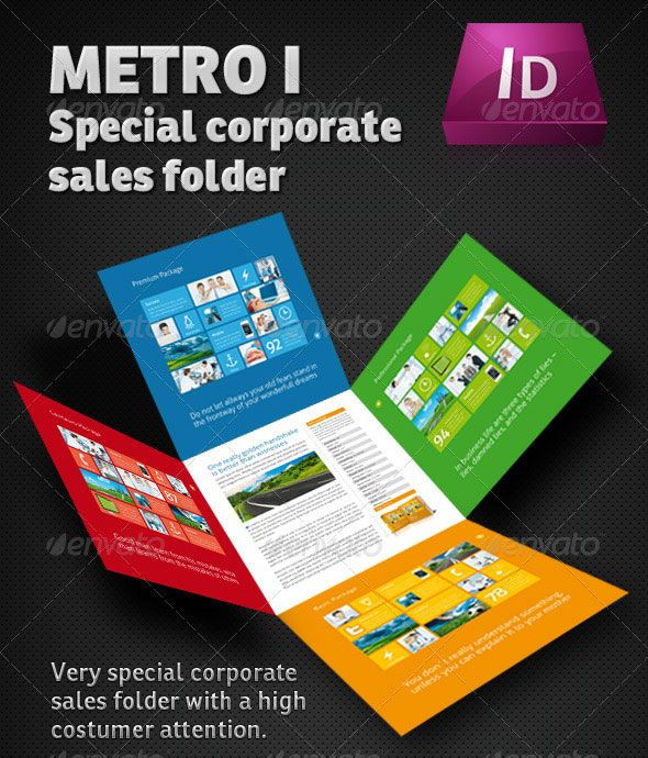 20 Indesign Flyer Templates For Business