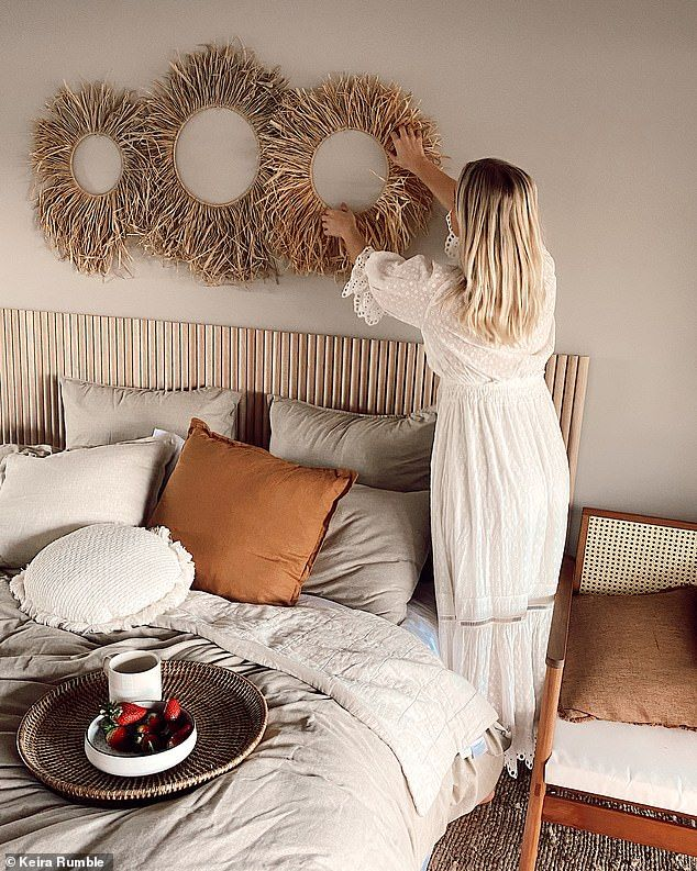 Photo of How to make a designer wall hanging for less than $50