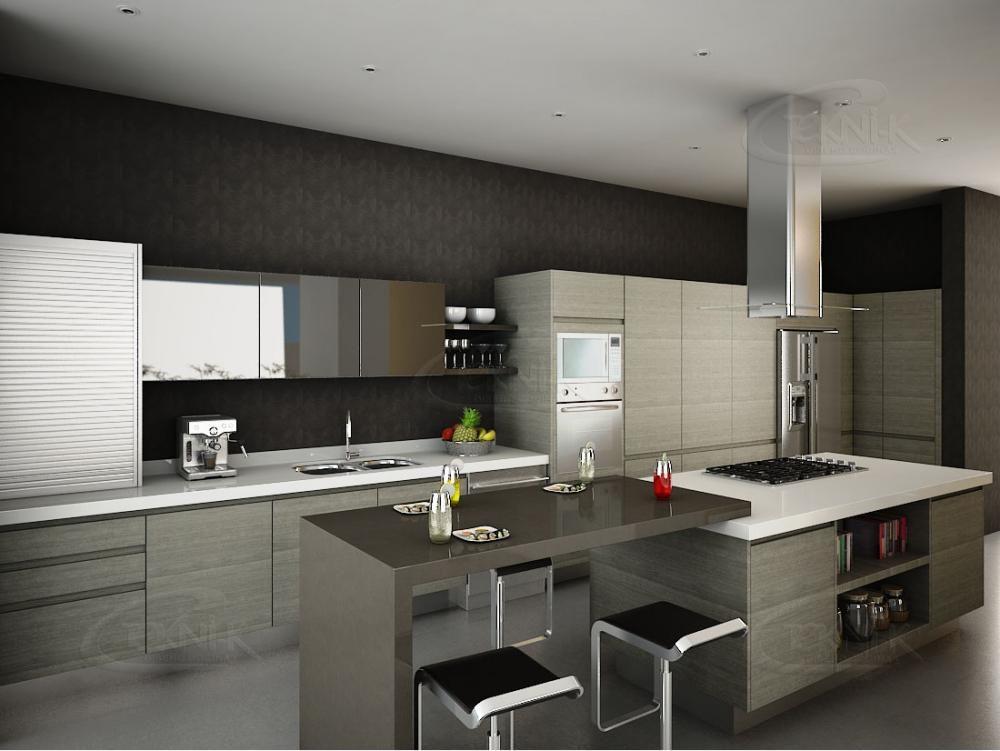 cocinas italianas de lujo | Diseño de la Cocina | Samotracia ...
