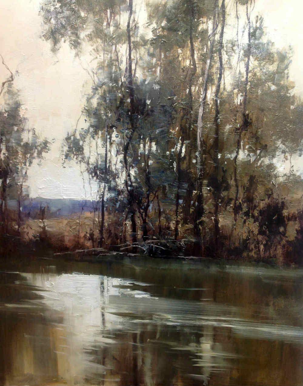 Grampians Herman Pekel Landscape Artist Landscape Art