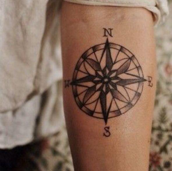 North East South West Tattoos Ideas Tattoos Compass Tattoo