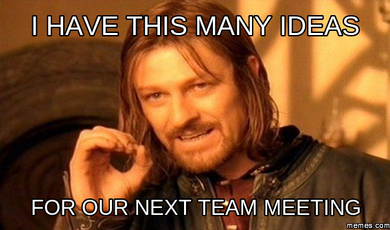 4 Memes that Perfectly Describe Meetings , Join.me Blog