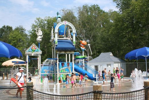 Natare Provided A Filter System And Mechanical Equipment To Help Make The Ben Lomond Water Park