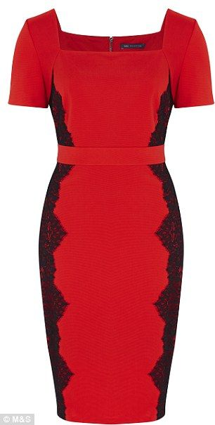 Drop A Dress Size The Frock That Will Make You Look Slimmer I