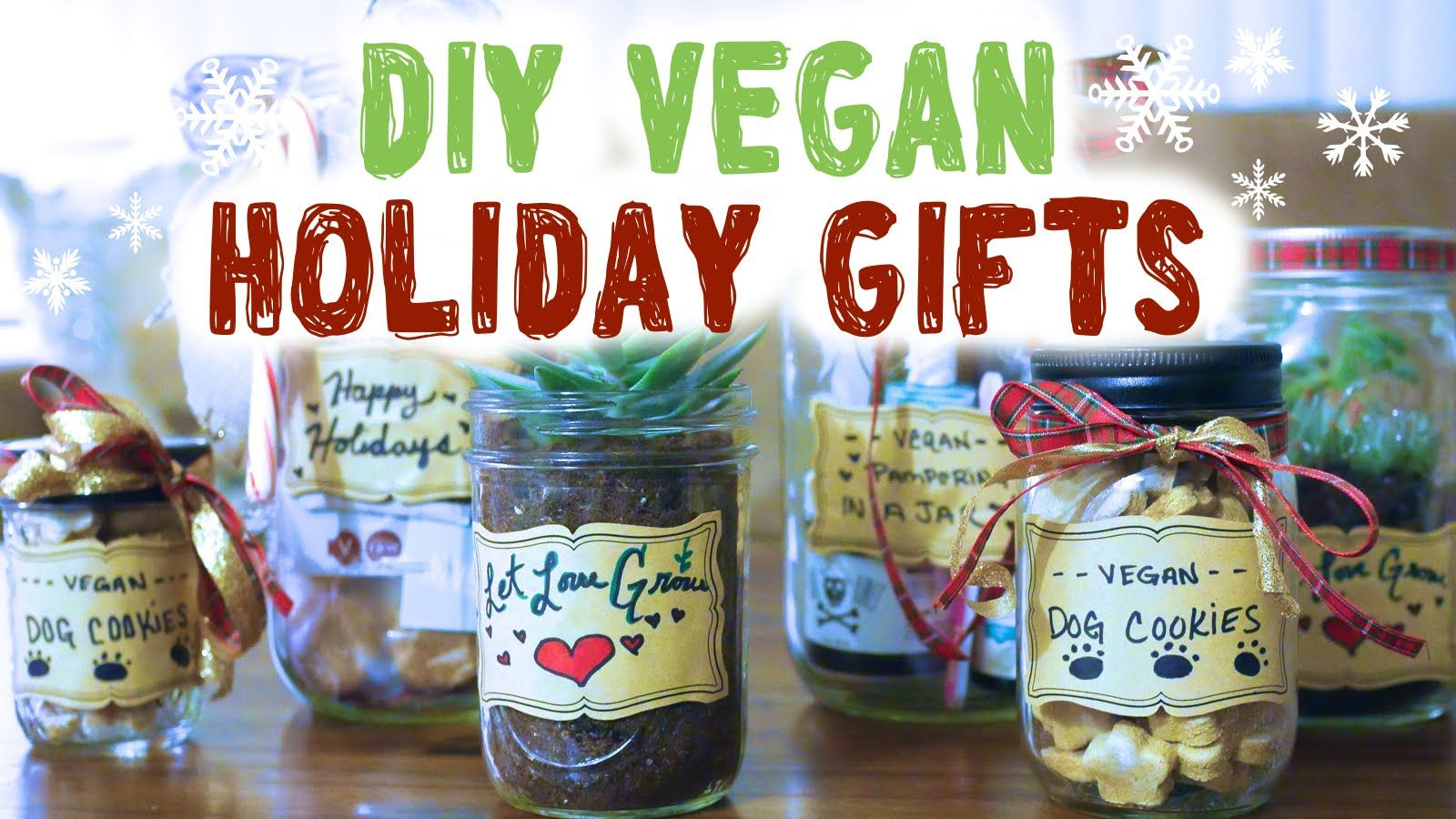 21 vegan gift ideas 2018 for your friends, family, & love (him / her