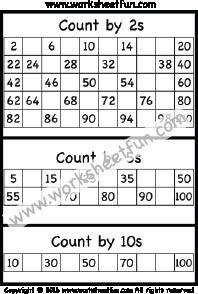 skip counting free printable worksheets worksheetfun skool stem math skip counting by. Black Bedroom Furniture Sets. Home Design Ideas
