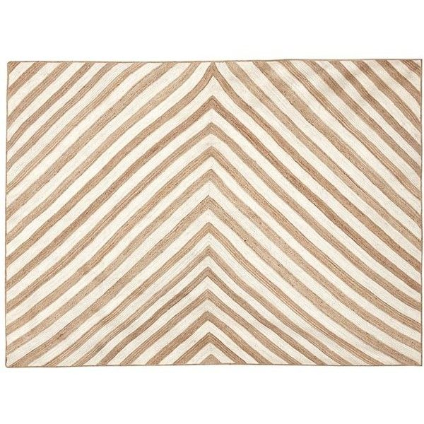 Chevron Stripe Jute Rug Had Planned This For Bedroom Or Living Room With A Smaller Colorful One On Top