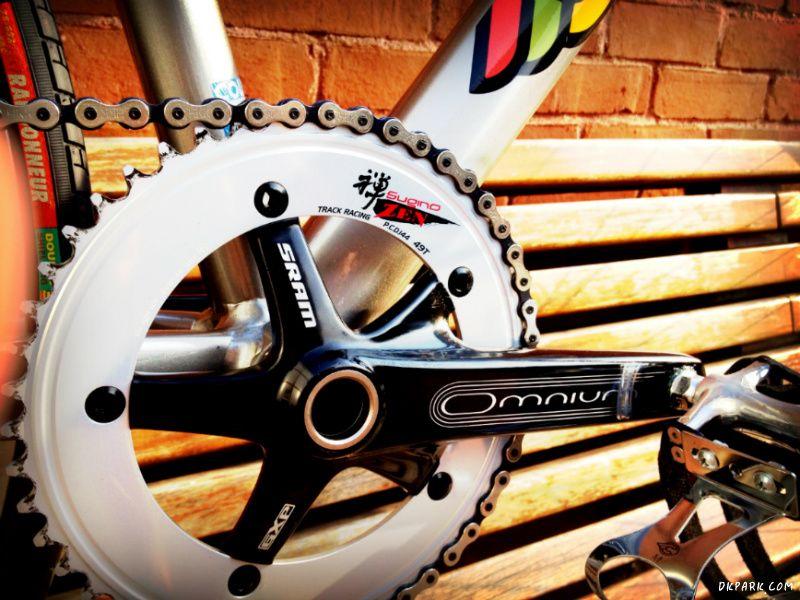 Pro-Wheel Urban Kurbel Fixie Fixed Single Speed Crankset Singlespeed
