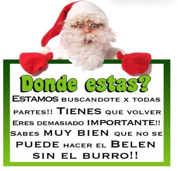 Imagenes De Navidad Con Frases Graciosas Donde Estas Ingles