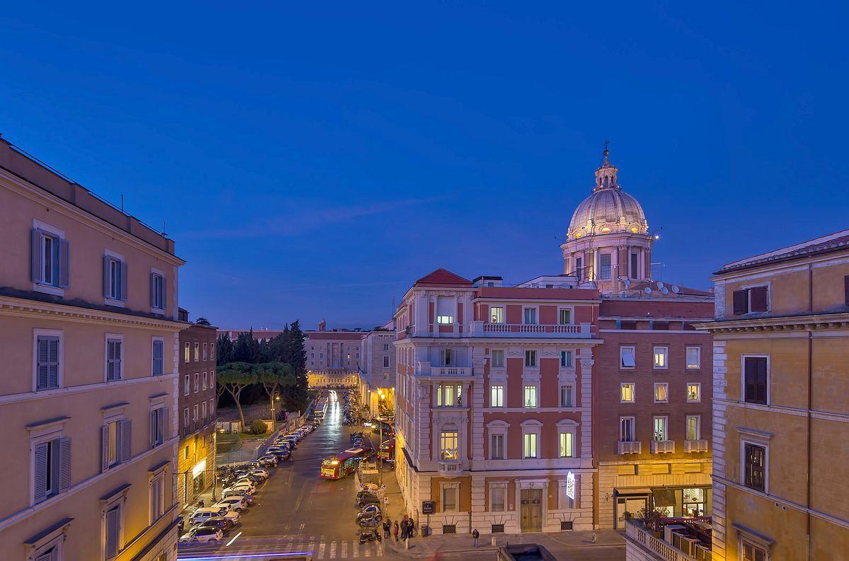 J.K. Place Roma Italy