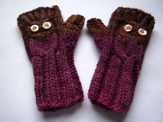 Olwly Fingerless Gloves for Kids 2 to 3 Years von frostpfoetchen, €13.50