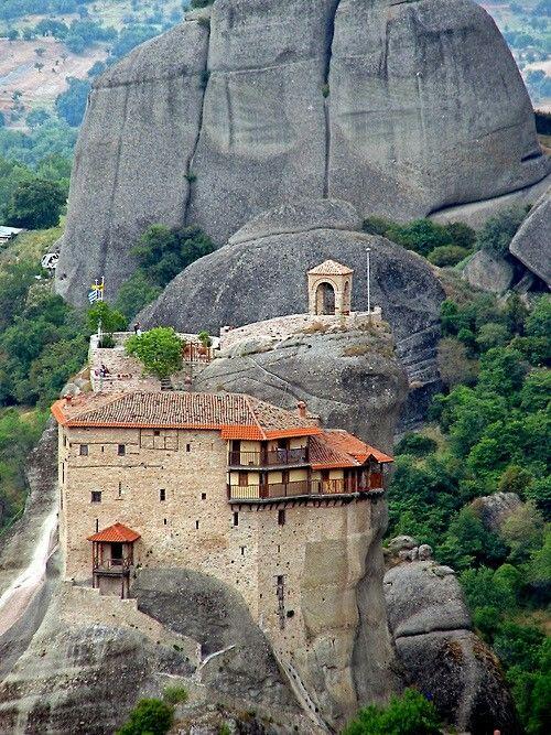 greece het vaste land is ook erg mooi alleen iets minder vriendelijke bevolking dan op de eilanden