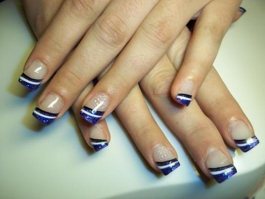 ThanksBlack and white nail designs   Nai awesome pin