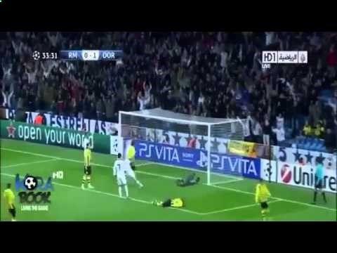 • Real Madrid vs Borussia Dortmund 2-2 | Goals & Full Highlights CL 6.11.2012| • Will Carlo Ancelotti choke again www.foot-ballbett...
