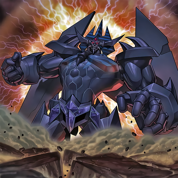 Obelisk The Tormentor 3rd Artwork De Yugi-Master