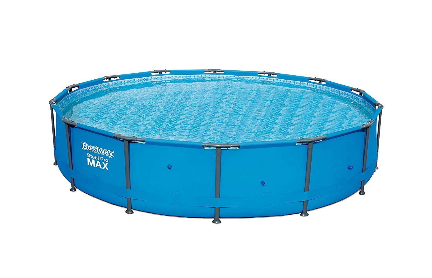 Amazon Com Bestway Steel Pro 12 X 30 Inch Frame Above Ground Swimming Pool With Filter Pum In 2020 Best Above Ground Pool In Ground Pools Above Ground Swimming Pools