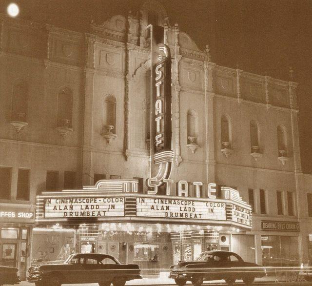 Marysville Ca State Theater In Cinema Treasures