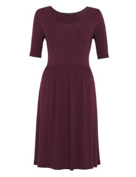 M&S Collection Fit & Flare Dress £19.50