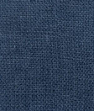 New Indigo Blue Irish Linen Fabric Halloween Vải Bố