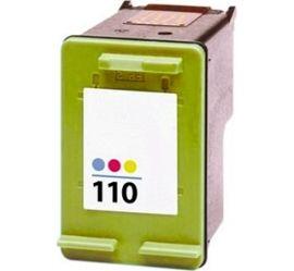Hp 110 Tricolor Cartucho De Tinta Compatible Cb304ae Tinta